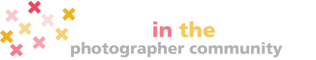 in the photographer community